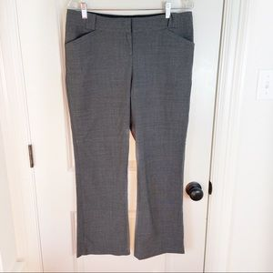 The Limited Grey Cassidy Fit Pants